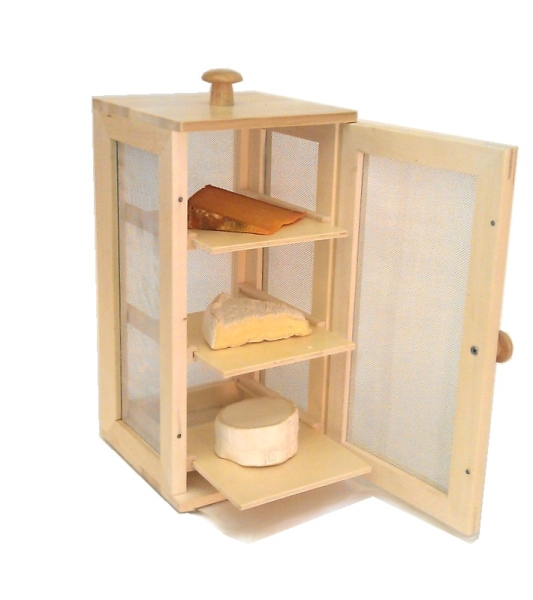 Buy Large Shaker-Style Cheese Storage Chest (Cheese Larder) Online In The UK And In London